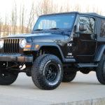 2004 Jeep Wrangler X Sport